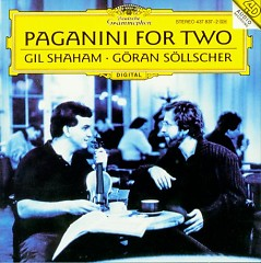 111 Years Of Deutsche Grammophon - The Collector's Edition 2 Disc 50 (No. 1) - Gil Shaham,Goran Sollscher