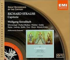 Strauss - Capriccio CD 1 (No. 2) - Wolfgang Sawallisch,Various Artists