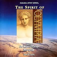 Spirit Of Olympia - David Arkenstone