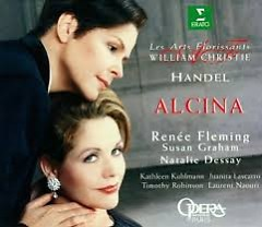 Handel - Alcina CD 1 (No. 2) - William Christie,Les Arts Florissants
