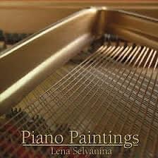 Piano Paintings - Lena Selyanina