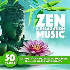 Zen And Relaxation Music Sounds Of Goa Meditation Yoga Buddhism Spa Anti-Stress And Serenity (No. 1) - Various Artists