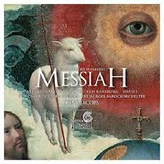 Handel - Messiah CD 1 (No. 2) - René Jacobs,Freiburger Barockorchester