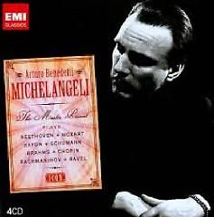 Icon - Arturo Benedetti Michelangeli CD 1 (No. 1) - Arturo Benedetti Michelangeli