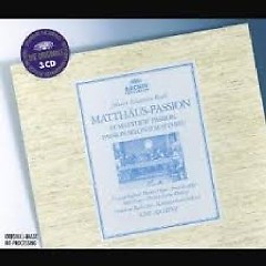 Bach - St. Matthew Passion CD 3 (No. 1) - Karl Richter,Münchener Bach Orchester