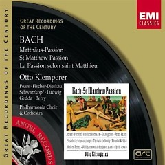 `Bach - St Matthew Passion CD 2 (No. 2) - Otto Klemperer,Philharmonia Orchestra