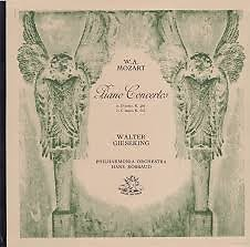 Walter Gieseking,Hans Rosbaud,Philharmonia Orchestra - Walter Gieseking,Hans Rosbaud,Philharmonia Orchestra