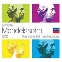 Ultimate Mendelssohn CD 3 - Charles Dutoit,Bavarian Radio Symphony Orchestra