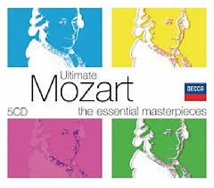 Ultimate Mozart CD 1 - Sir Georg Solti