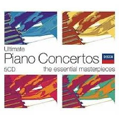 Ultimate Piano Concertos CD 1 - Cristina Ortiz,Royal Philharmonic Orchestra