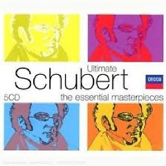 Ultimate Schubert - The Essential Masterpieces CD 5 - Clifford Curzon