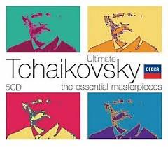 Ultimate Tchaikovsky CD 1 - Henryk Szeryng