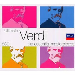 Ultimate Verdi CD 1 - Joan  Sutherland,Various Artists
