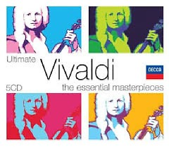Ultimate Vivaldi CD 2 - Sir Neville Marriner,Christopher Hogwood,Academy Of St Martin InThe Fields
