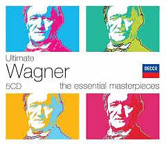 Ultimate Wagner CD 5 - James Levine,Chor Und Orchester Der Bayreuther Festspiele