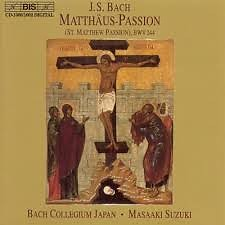 J.S.Bach - The Passions CD 1 (No. 2) - Masaaki Suzuki,Bach Collegium Japan