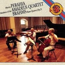 Brahms - Piano Quartet, Op. 25 - Amadeus Quartet,Murray Perahia