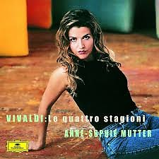 Vivaldi - Le Quattro Stagioni - Anne - Sophie Mutter