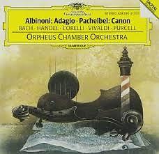 Albinoni - Adagio; Pachelbel - Canon - Orpheus Chamber Orchestra