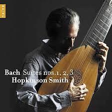 Bach - Suites Nos. 1, 2, 3 - Hopkinson Smith