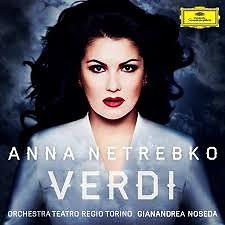 Verdi - Anna Netrebko,Gianandrea Noseda