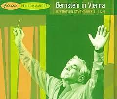 Bernstein In Vienna - Beethoven - Symphonies Nos. 4, 6 & 9 CD 1  - Leonard Bernstein