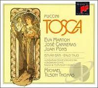Puccini - Tosca CD 1  - Michael Tilson Thomas