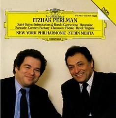 Fantaisie De Concert Sur Carmen  - Itzhak Perlman,Zubin Mehta,New York Philharmonic
