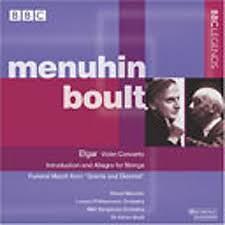 Elgar - Violin Concerto - Yehudi Menuhin,Adrian Boult,BBC Symphony Orchestra