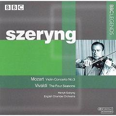 Mozart - Violin Concerto No. 3; Vivaldi - The Four Seasons - Henryk Szeryng
