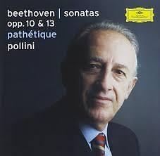 Beethoven - Piano Sonatas Nos. 5, 6, 7 & 8, Opp. 10,13 - Maurizio Pollini