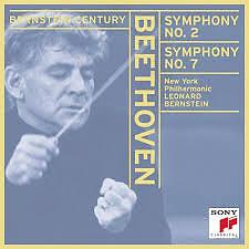 Beethoven - Symphonies Nos. 2 & 7 - Leonard Bernstein