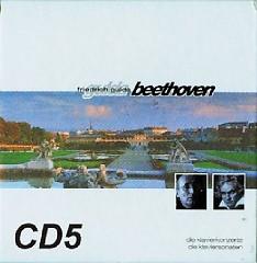 Beethoven - Complete Sonatas And Concertos CD 5 - Friedrich Gulda,Wiener Philharmoniker