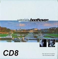 Beethoven - Complete Sonatas And Concertos CD 8 - Friedrich Gulda,Wiener Philharmoniker