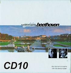 Beethoven - Complete Sonatas And Concertos CD 10 - Friedrich Gulda,Wiener Philharmoniker
