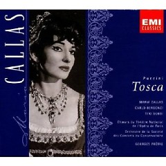 Puccini - Tosca CD 2 (No. 2) - Georges Prêtre,Maria Callas,La Chorale Des Enfants De L'Opera De Paris
