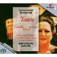 Puccini - Tosca CD 2 (No. 2) - Sir Colin Davis,Royal Opera House Orchestra