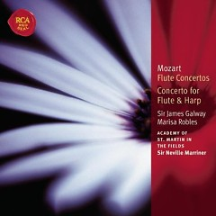 Mozart - Flute Concertos; Concerto For Flute & Harp - Sir Neville Marriner,James Galway,Academy Of St Martin InThe Fields