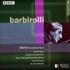 Mahler - Symphony No. 3 CD 1  - Sir John Barbirolli,Hallé Orchestra