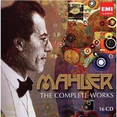 Mahler - The Complete Works CD 10 - Simon Rattle,Wilhelm Furtwängler,Various Artists