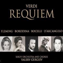 Verdi - Requiem CD 1  - Valery Gergiev