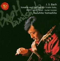 Bach - Sonatas & Partitas For Violin Solo CD 2 - Kazuhito Yamashita