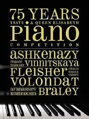 75 Years Ysaye & Queen Elisabeth Piano Competition CD 4 - Leon Fleisher,Vladimir Ashkenazy,Various Artists