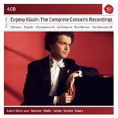 Evgeny Kissin - The Complete Concerto Recordings Disc 4 - Evgeny Kissin,Various Artists