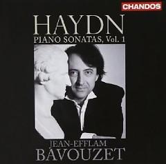 Haydn -  Piano Sonatas Vol. 1  - Jean Efflam Bavouzet