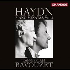 Haydn -  Piano Sonatas Vol. 3 - Jean Efflam Bavouzet