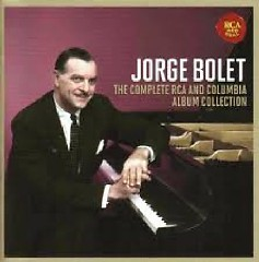 Jorge Bolet - Complete RCA And Columbia Recordings CD 9 - Jorge Bolet