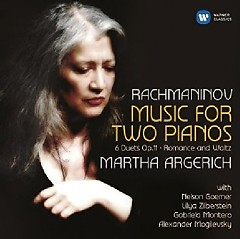 Rachmaninov Music For Two Pianos (No. 2) - Martha Argerich,Various Artists