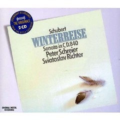 Schubert - Winterreise Sonata In C,D.840 CD 2  - Sviatoslav Richter