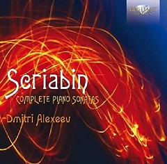 Scriabin - Complete Piano Sonatas CD 1  - Dmitri Alexeev
